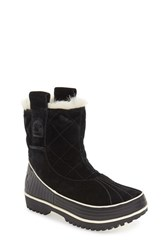 Sorel Women's 'Tivoli Ii' Waterproof Snow Boot Black