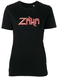 Tank 'Zaha' T Shirt Black