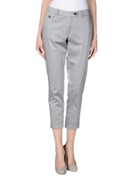 True Tradition Trousers Casual Trousers Women Grey