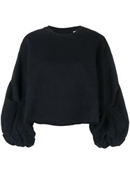 Levi's Made And Crafted Oversized Sweatshirt Black