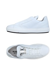 Dirk Bikkembergs Sport Couture Sneakers White
