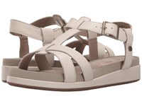 Hush Puppies Gerrit Chrysta Birch Leather Women's Sandals Tan