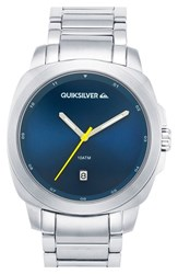 Men's Quiksilver 'The Sovereign' Bracelet Watch 43Mm
