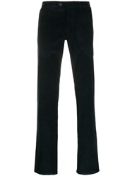 Canali Mid Rise Straight Leg Trousers 60