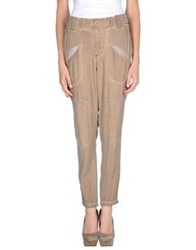 Get Lost Casual Pants Khaki