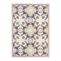 Ted Baker Light Green Violet Rug Multi