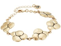 The Sak Layered Circle Line Bracelet Gold Bracelet