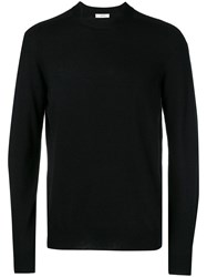 Mauro Grifoni Round Neck Jumper Black