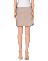 Kristina Ti Skirts Mini Skirts Women
