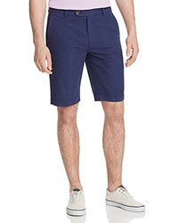 Brooks Brothers Tonal Seersucker Regular Fit Bermuda Shorts Black Iris