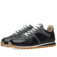 Spalwart Marathon Trail Low Leather Black