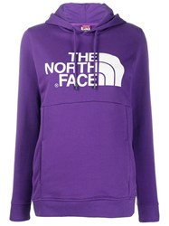 The North Face Logo Print Hoodie 60
