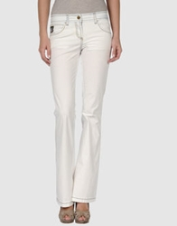 Cappopera Casual Pants White