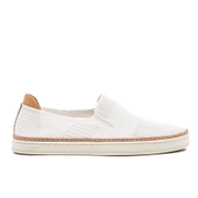 Ugg Women's Sammy Knit Cupsole Slip On Trainers White