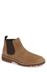 Kenneth Cole Reaction Abie Chelsea Boot Taupe Suede