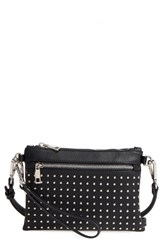 Sole Society Anita Studded Faux Leather Crossbody Bag