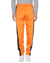 Versus By Versace Casual Pants Orange