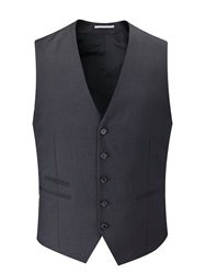 Skopes Madrid Suit Waistcoat Charcoal