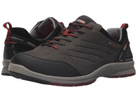 Allrounder By Mephisto Calistro Dark Stone Ori Men's Lace Up Casual Shoes Brown