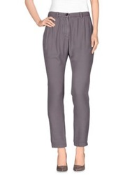 Attic And Barn Attic And Barn Casual Pants Dove Grey