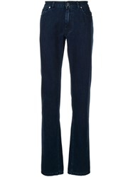 Brioni Dark Denim Jeans Blue