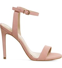 Office Alana Suede Sandals Pink Nubuck