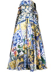Isabel Sanchis Laterina Gown