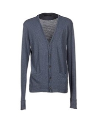 Messagerie Cardigans Slate Blue