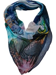 Basso And Brooke 'Stardust' Scarf Multicolour