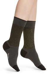 Paul Smith Honrata Rib Socks Black