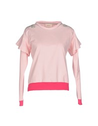 Vicolo Sweatshirts Light Pink
