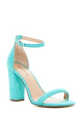 Call It Spring Brelawien Ankle Strap Sandal Green
