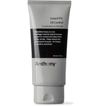 Anthony Logistics For Men Instant Fix Oil Control 90Ml Colorless