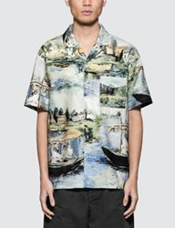 Off White Lake Holiday Shirt All Over Shirt