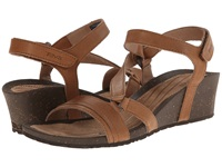 Teva Cabrillo Crossover Wedge Tan Women's Sandals