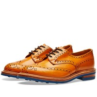 Tricker's End. X Bourton Brogue Brown
