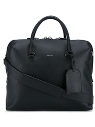 Lanvin Holdall Bag Black