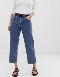 Cheap Monday Sound Boyfriend Jeans Blue