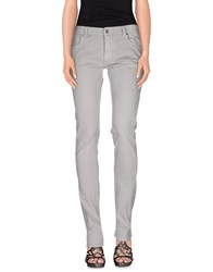 Jcolor Denim Denim Trousers Women Grey