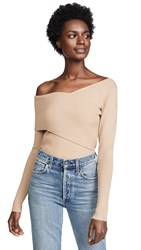 Line And Dot Sylvie Sweater Sand