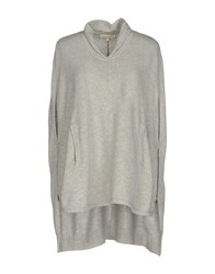 Inhabit Capes And Ponchos Light Grey