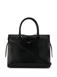 Saint Laurent Sac Du Jour Tote Black