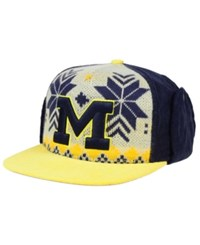 Top Of The World Michigan Wolverines Ncaa Ugly Sweater Strapback Cap
