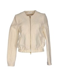 .. Merci Coats And Jackets Jackets Women Ivory