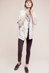 Anthropologie Saturday Anorak Khaki