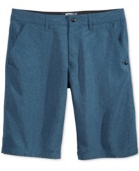 Fox Men's Essex Tech Shorts Sul Blue