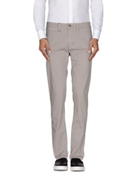 Sun 68 Trousers Casual Trousers Men Light Grey