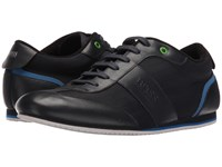 Hugo Boss Lighter Lowp By Green Dark Blue Men's Shoes