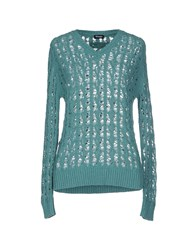 Blauer Sweaters Green