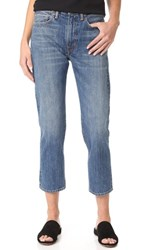 Vince Union Slouch Jeans Mid Wash